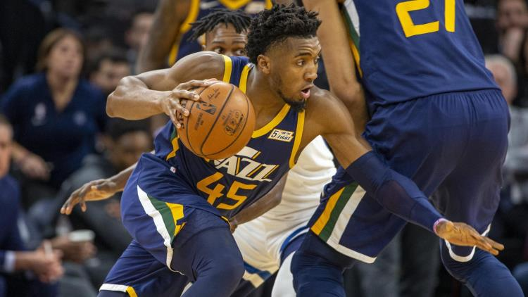 La Motion Offense degli Utah Jazz